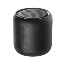 цена на Soundcore Mini Super-portable Bluetooth Speaker With 15-hour Playtime 66-foot Bluetooth Range Enhanced Bass With Microphone