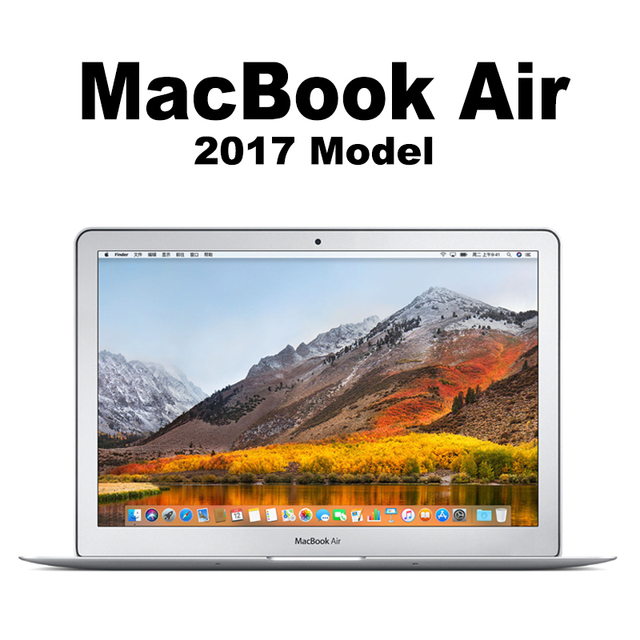 Apple Original 13-inch MacBook Air Apple Laptop MacOS Notebook support Windows i5 CPU MQD32 8G memory