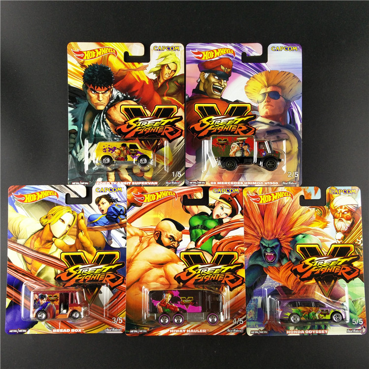 Hot Wheels Car 1:64 Street Fighter Real Riders Collector Edition Metal Diecast Collection Kids Toys Vehicle For Christmas GiftHot Wheels Car 1:64 Street Fighter Real Riders Collector Edition Metal Diecast Collection Kids Toys Vehicle For Christmas Gift