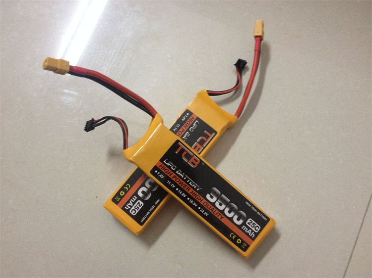 TCB lipo battery 18.5v 3500mAh 25C 5s RC airplane cell factory-outlet goods of consistent quality free shipping lipo battery 18 5 v 3500mah 25c 5s for rc airplane free shipping