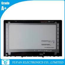 5D10F78784 B156HTN03.6 Tft Lcd Module for LENOVO Y50-70 Touch Screen Assembly 15.6″ FHD LCD Display + Frame