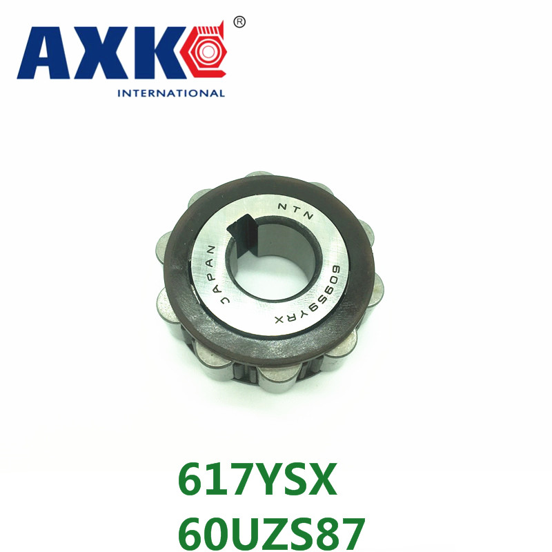 2018 Special Offer Direct Selling Steel Thrust Bearing Axk Koyo Cage Single offer Bearing 617ysx 60uzs87