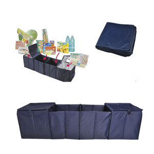Image 4 - Car Trunk Organizer Storage Bag Box Foldable Multipurpose Trunk Storage Bag Box Stowing Tidying Auto Accessories Car Styling