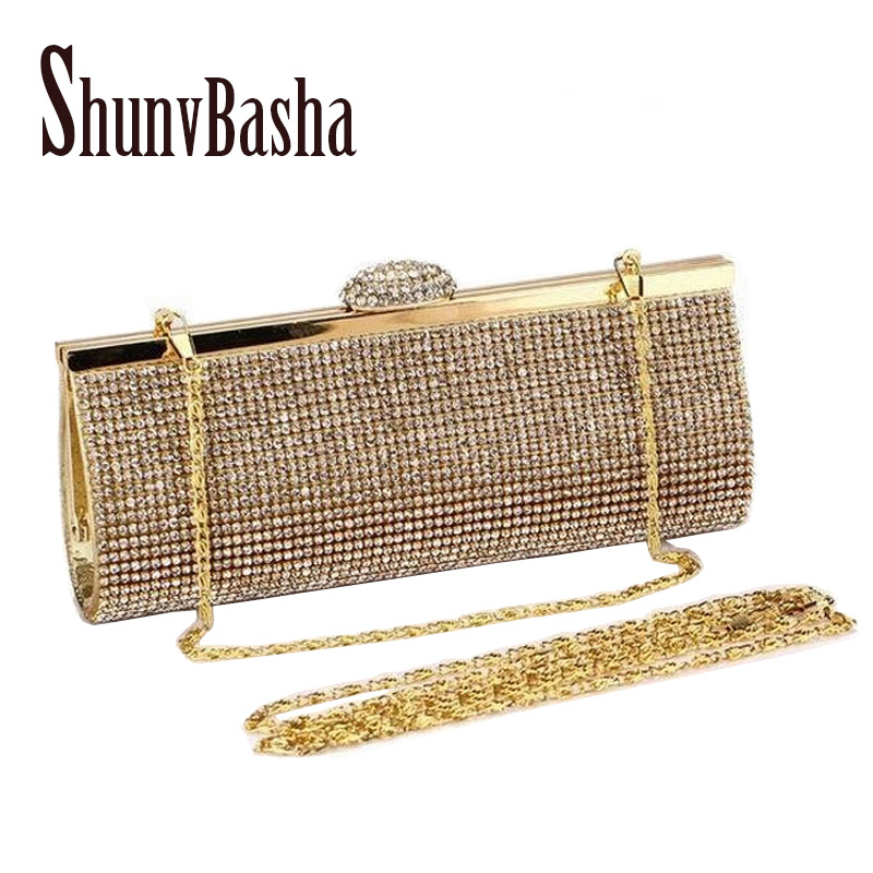 Popular Gold Evening Clutch Bag-Buy Cheap Gold Evening Clutch Bag ...