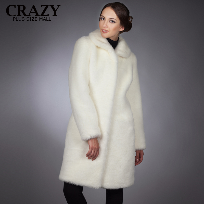 Compare Prices on White Mink Fur Coat- Online Shopping/Buy Low ...