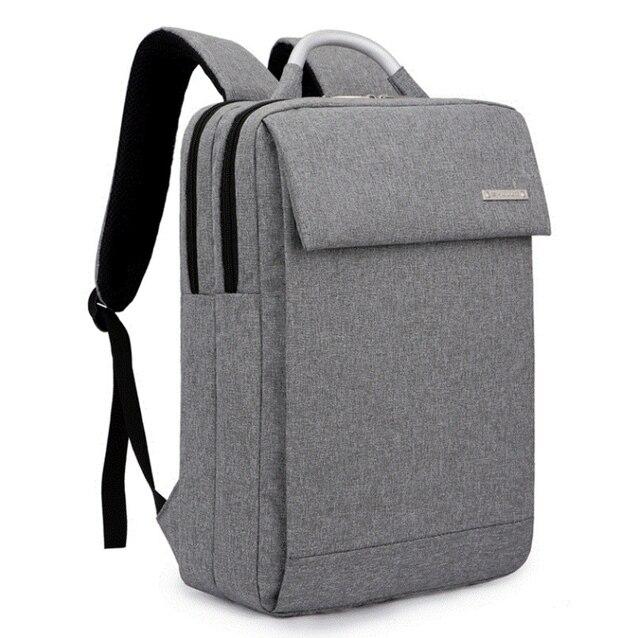 14 15 6 Inch Business Nylon Laptop Notebook Backpack Bags Case For Men Women Working School