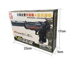 777A 45pcs m1911 Building block toy gun airsoft pistol desert eagle air soft ak47 sniper m4a1