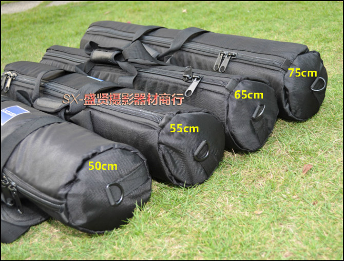 50cm 55cm 65cm 75cm 85cm 85cm 90cm 100 105 107 125 160cm Padded Strap Camera Tripod Carry Bag Travel Case For Velbon Tripod Bag