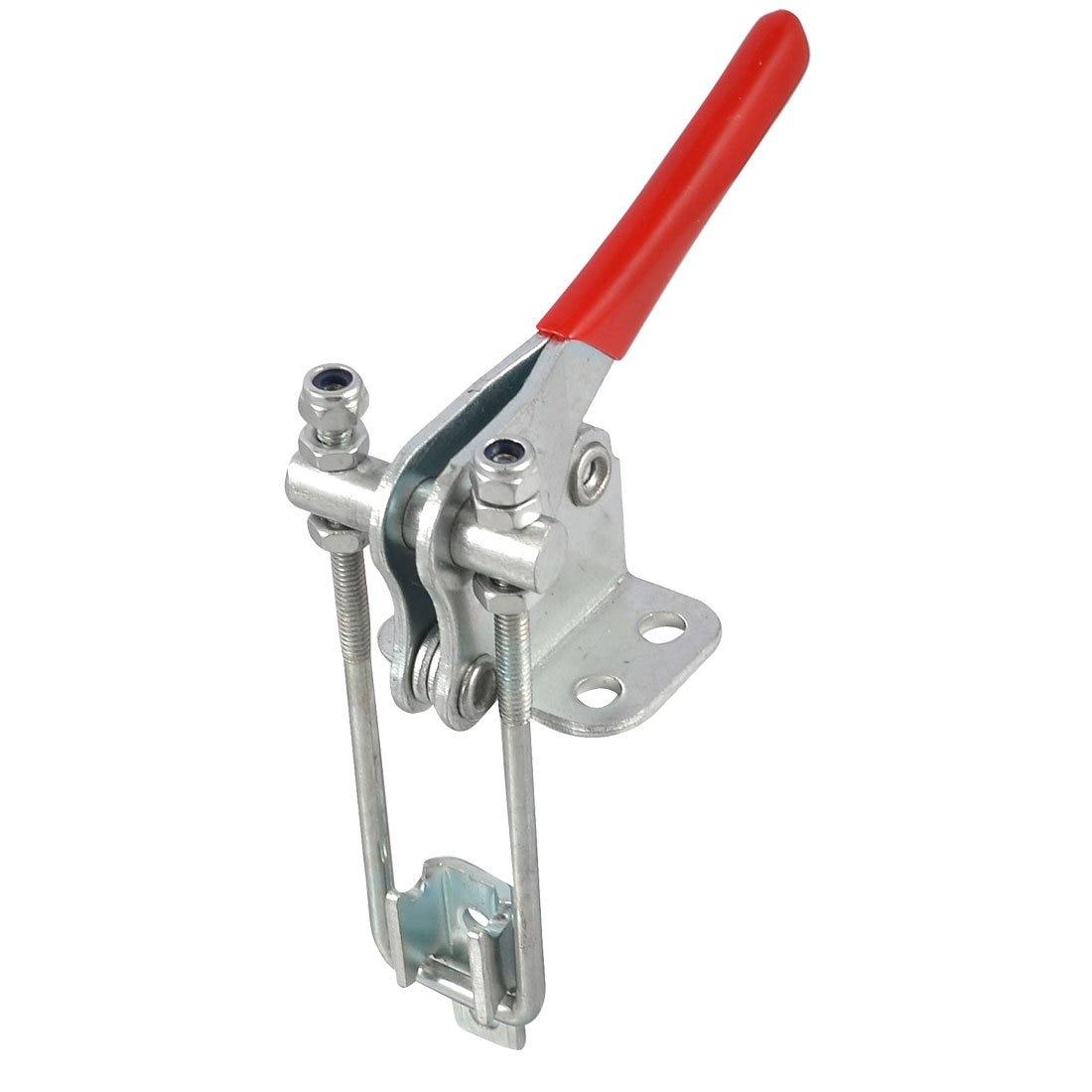 Zuversichtlich 496-pfund Halten Kapazität Metall Latch Aktion Toggle Clamp Belebende Durchblutung Und Schmerzen Stoppen Zangen