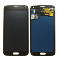 S5 LCD for Samsung Galaxy S5 G900 G900F G900I G900A LCD Display and Touch Screen Digitizer Assembly G900K G900T LCD Glass Panel