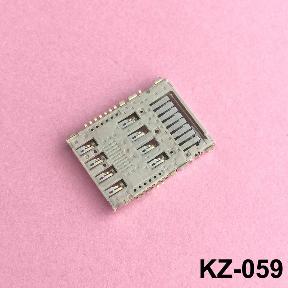For LG G Stylo LS770 G4 Stylus MS631 H631 H635 H634 Sim Card Memory SD TF  Tray Slot Holder Socket Reader Repair Part
