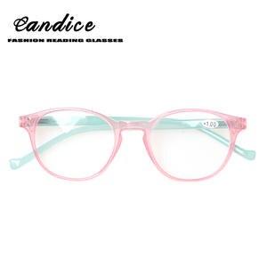 Henotin 2018 simple oval frame design reading glasses 269b669ecd