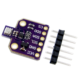 BME680 temperature and humidity temperature pressure high altitude sensor
