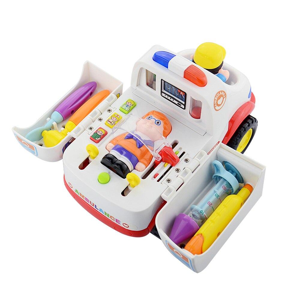 Children Ambulance Doctor Vehicle Car wi