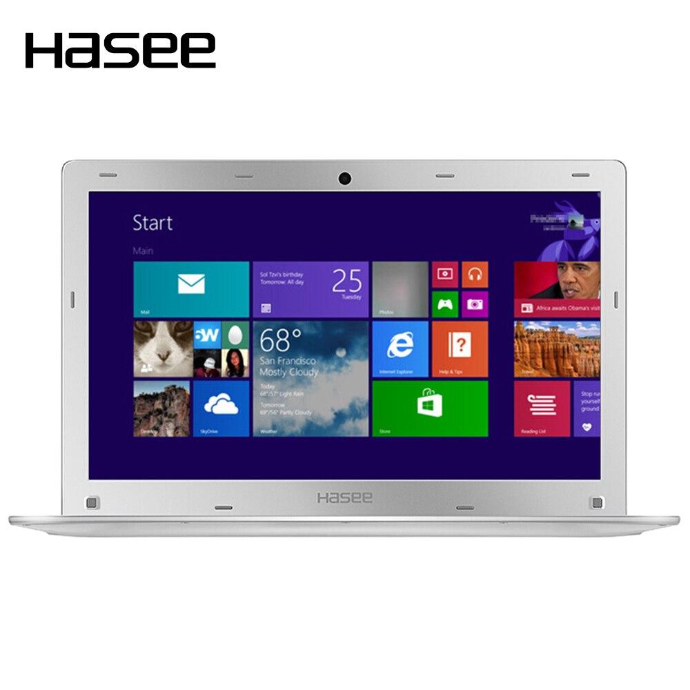 """HASEE ноутбук Бизнес Тетрадь компьютер XS-5Y71S2 14 """"ультра тонкий ПК HD светодиодный подсветкой Дисплей для Intel Core-m 5Y71 8 ГБ DDR3L 256 ГБ"""