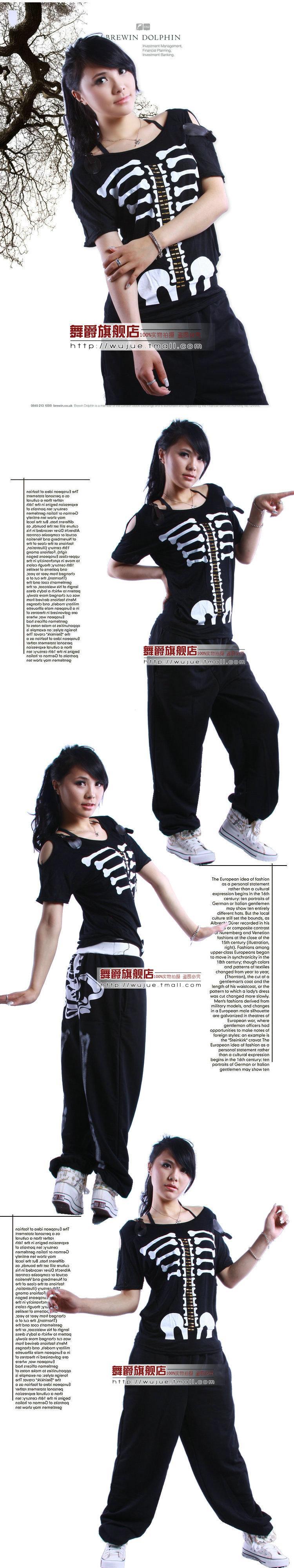 baru busana Harem Pants Hip Hop Dance Sweatpants kasual Kostum perempuan tahap memakai kinerja neon stripe jazz celana olahraga