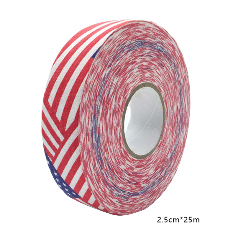Clothes Hockey Tape Sport Safety Football Volleyball Basketball Knee Pads Anti-slip Hockey Stick Tape Elbow Golf Tape hot
