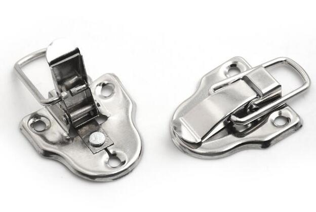 Furniture Hardware high quality Hasps Drawer Latches low price Decorative Suitcases Hasp Latch Buckle Clasp image