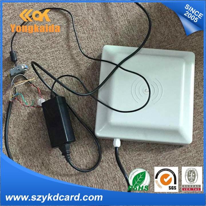 YongKaiDa Wholesale 5M UHF reader rs232 rs485 Long range distance UHF integrated readerYongKaiDa Wholesale 5M UHF reader rs232 rs485 Long range distance UHF integrated reader
