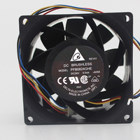 PFB0824GHE For Delta Double Ball Inverter Fan 80 80 38 24V 0 54A