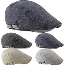 2019 Fashion Adjustable Beret Caps Outdoor Sun Breathable Bone Brim Ha