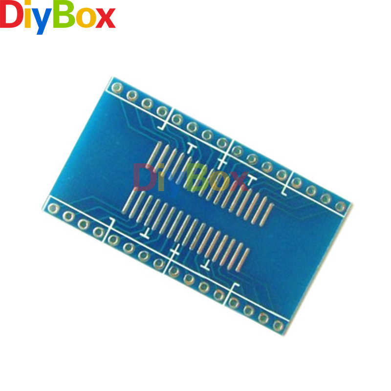 SOP32 zu DIP32 1,27mm 2,54mm Adapter PCB Board Converter DIY