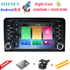 7 Inch Car Stereo Radio GPS Navigation For Audi A3 8P 8PA Quad Core 1024 600