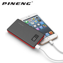 Genuine PINENG PN 963 Bateria externa 10000mah portable charging Pineng power
