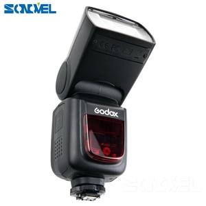 Image 5 - Godox V860II C/N/S/F/O פלאש 2.4G 1/8000 s 2000 mAh Li  על סוללה אלחוטי פלאש אור עבור Sony Canon ניקון אולימפוס Fujifilm