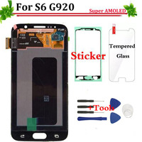 Super AMOLED HD LCD Display Touch Screen Digitizer For Samsung Galaxy S6 G920 G920F G920i G920A