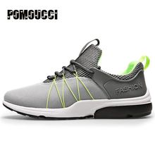 High Quality 2017 New Men Athletic Shoes Running Shoes Mesh Breathable Mens Gym Sport Sneakers Spring Summer Trainers Men