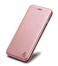 Для Apple iPhone 6/6 S плюс 7 7 Plus Чехол ультратонкий кожаный чехол для iPhone 6, 6 S плюс 7 7 Plus с магнитом откидная крышка