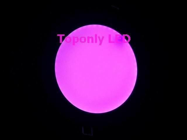 """2015 самых продаваемых 8 """" 12 Вт Epistar гамма из светодиодов потолочная панель света SMD5050 круглый панель из светодиодов лампы с дистанционным упра…"""
