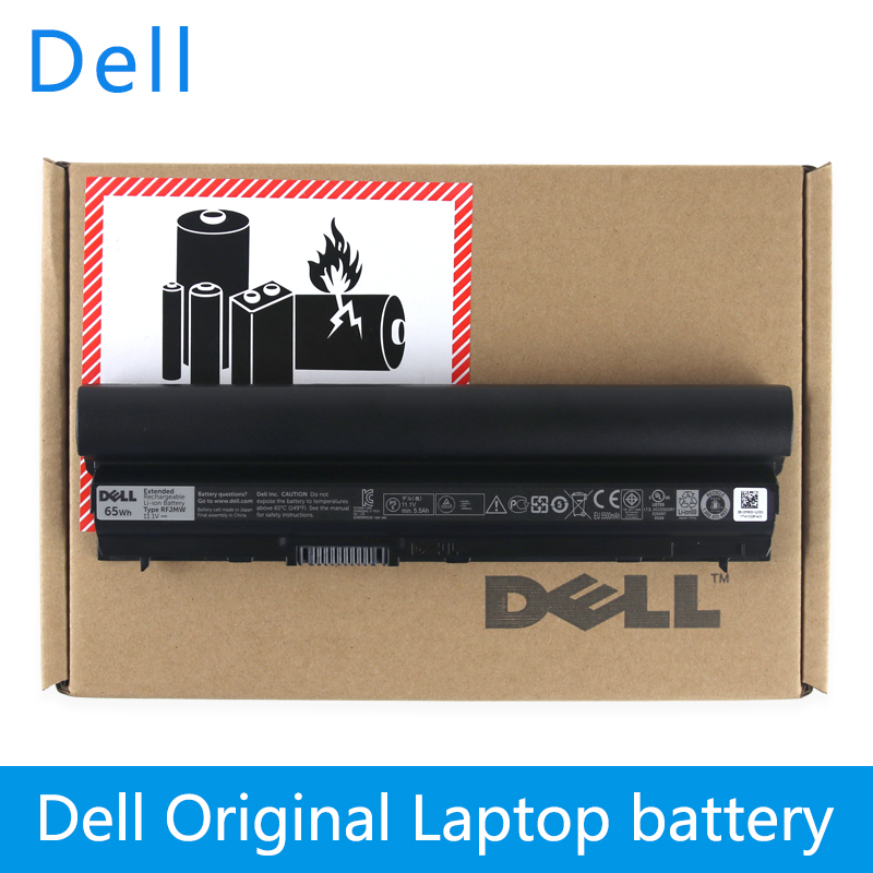 Dell Original New Replacement Laptop Battery For Dell Latitude E6320 E6330 E6220 E6230 E6120 FRR0G 7FF1K RFJMW 11.1V 65Wh