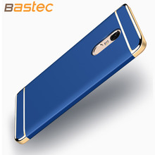 For Xiaomi RedMi Note 4 Case Bastec Luxury 3 IN 1 Shockproof Frosted Shield Hard Back