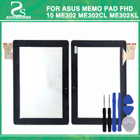 ME302 Touch Panel For ASUS MeMO Pad FHD 10 ME302 ME302CL ME302KL K005 K00A 5425N 5449N