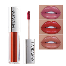 1 PCS Professional Waterproof Long Lasting Moist Nude Lip Gloss Velvet Liquid Lipstick Sexy Women Glitter Makeup Lipgloss