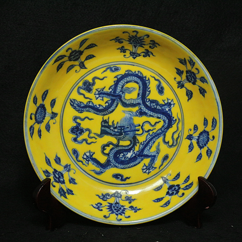 Oriental Antique Ming Dynasty Handmaded