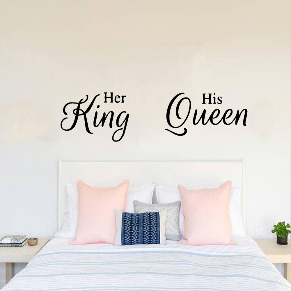 Vinyl Wall Sticker Decor For Bedroom