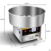 electric cotton candy maker candy floss maker cotton candy machine