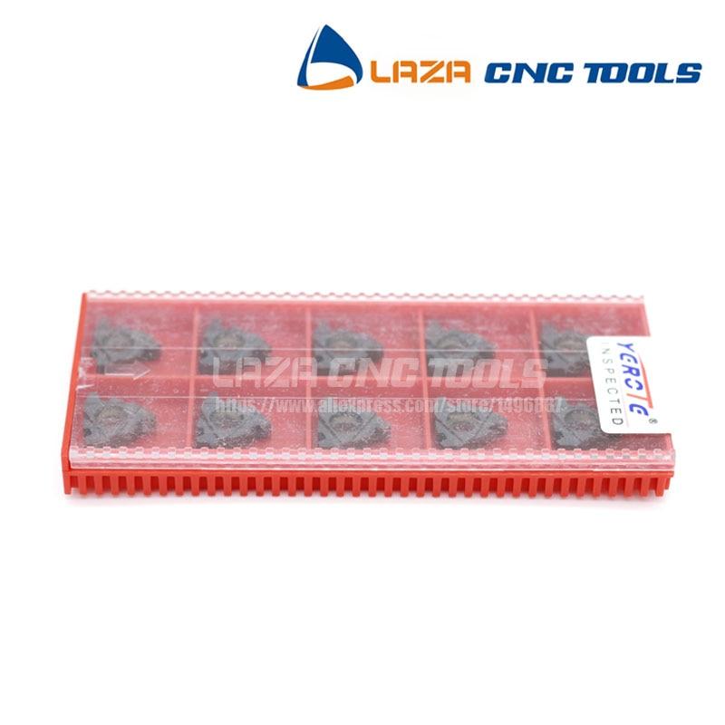 22ER 5 0TR PRA 10pcs Trapezoidal Carbide Threading Inserts External Threading blades Inserts for Threaded Holder