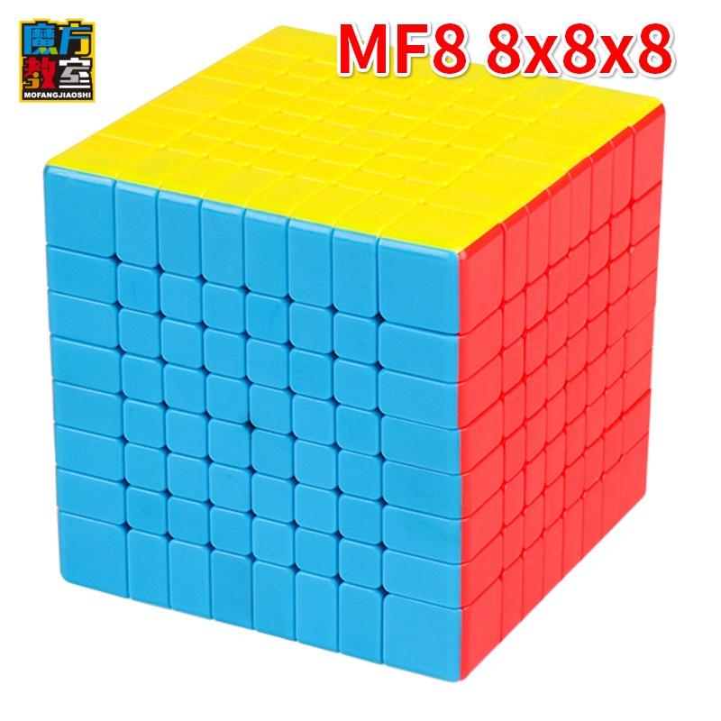 Moyu Mofang salle de classe 8x8x8 MF8 Cube magique 8x8layer Cube Puzzle magique cbue jouets pour enfants enfants