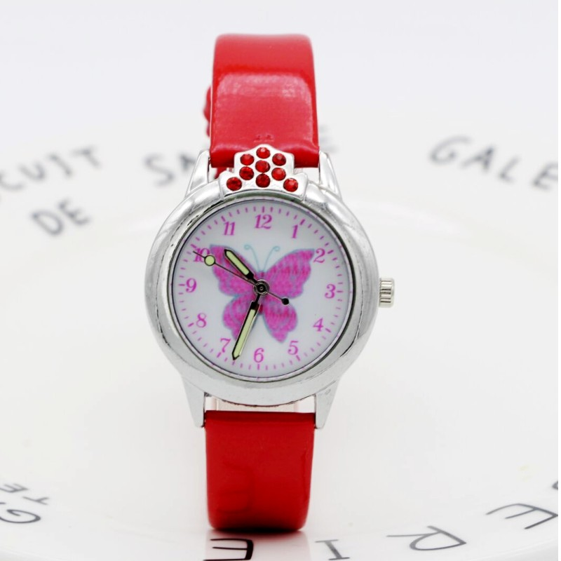 Watches Fashion Casual Children Watch Led Digital Display Bracelet Watch Childrens Students Silica Gel Sports Clock Watches Miraculous