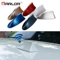 Auto Radio Shark Fin Antenan Car Styling For Volkswagen VW Polo Tiguan Golf 4 5 6