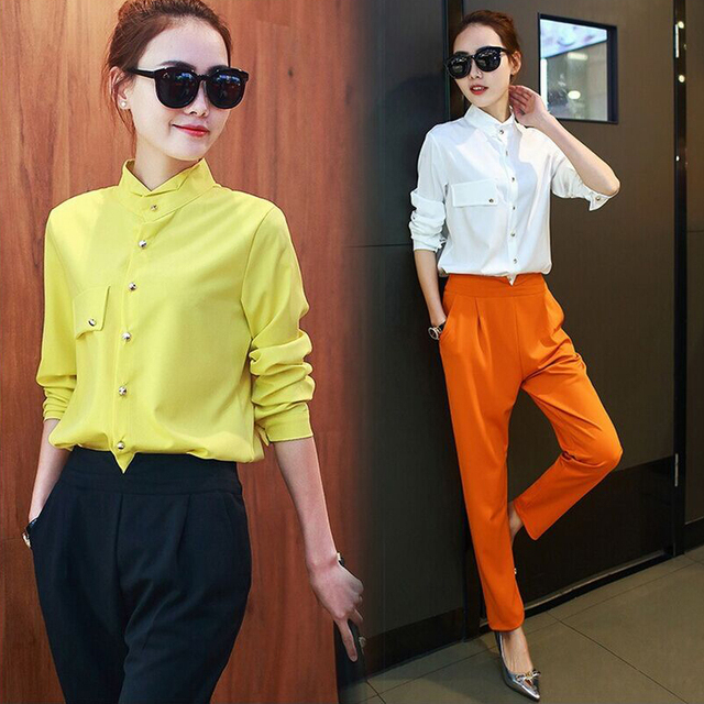 Designer Pant Suits For Women Ladies New 2018 Fashion Summer Single