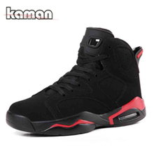 Super hot authentic basketball shoes classic retro jordan 6 shoes outdoor sports men shoes comfortable trainers