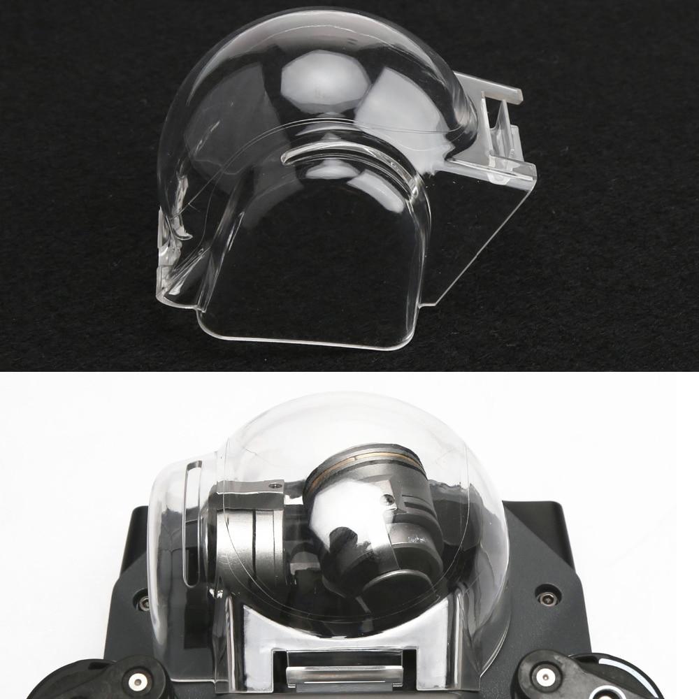 Transparent Gimbal Protective Cover Camera Lens Cap for Mavic Pro font b Drone b font Accessories