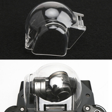 Transparent Gimbal Protective Cover Camera Lens Cap for Mavic Pro Drone Accessories