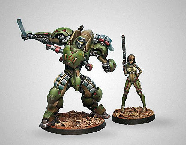 Mercenary Python Tag Squadron