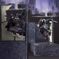 SAINTGI Superman V Batman Justice League Forrest Gump Movable The Dark Arkham Knight Marvel Rises Avengers